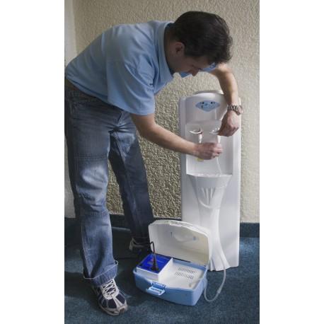 Sanitace Výdejníku Na Barelovou Vodu