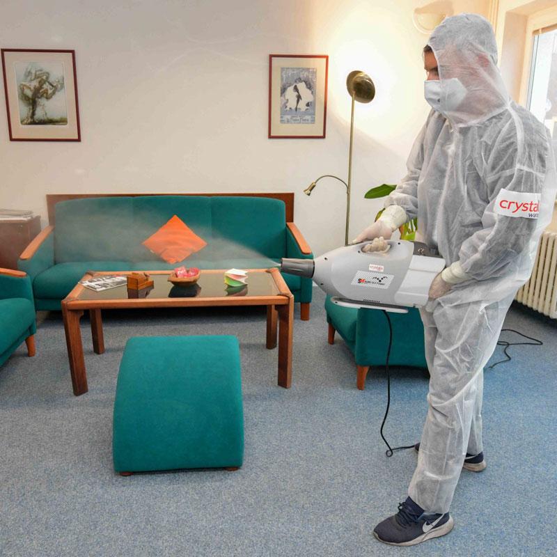 Dezinfekce Bytových I Nebytových Prostor